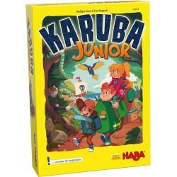 Juego de cartas: Karuba Junior