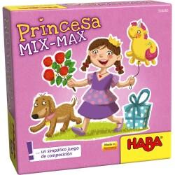 Juego de mesa: Princesa Mix-Max