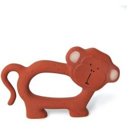 Mordedor de caucho natural del mono
