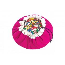 Sacos de juguetes Play & Go fucsia - PG-49953