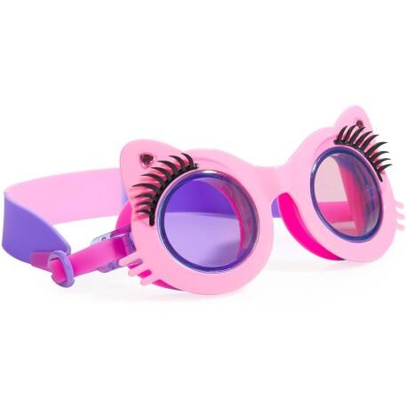 Gafas de natación PAWDRY HEPBURN Pink'n'boots
