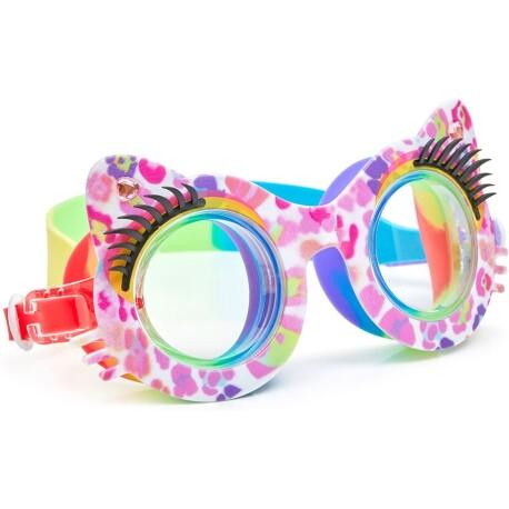 Gafas de natación TALK TO THE PAW Be Paw-sitive Pink