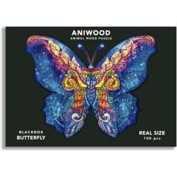 Puzle Aniwood Mariposa S