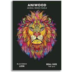 Puzle Aniwood León S