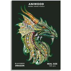 Puzle Aniwood Dragón M