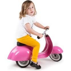Moto scooter PRIMO classic rosa