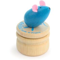 Cajita para guardar los dientes del ratoncito azul