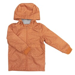 Abrigo chubasquero del zorro (tallas de 2 a 8 años)