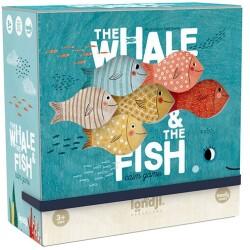 "Juego creativo ""The whale & The fish"""