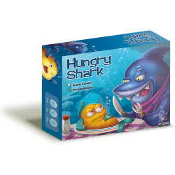 Juego de cartas: Hungry Shark