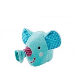 Mini sonajero del elefante Albert