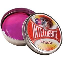 Plastilina inteligente amatista que cambia de color