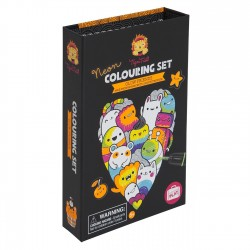 Set pinta amigos brillantes (Neon Glow Friends)