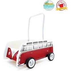 Andador furgoneta Volkswagen (Rojo)