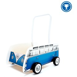 Andador furgoneta VolksWagen (Azul)