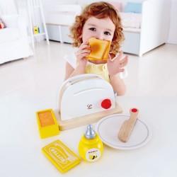 Tostadora juguete para cocinitas Hape