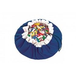 Sacos de juguetes Play & Go azul
