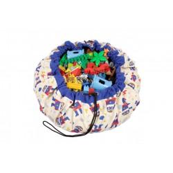 Sacos de juguetes Play & Go superhéroes