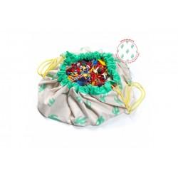 Sacos de juguetes Play & Go cactus (edición limitada)