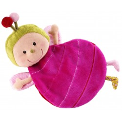 Liz cuddle puppet in gift box