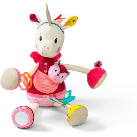 Louise, unicornia de actividades