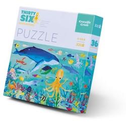 Puzle en caja 300 piezas - Animales del océano