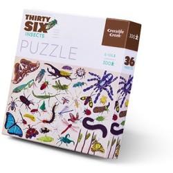 Puzle en caja 300 piezas - Insectos