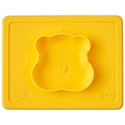 Vajilla infantil de silicona Care Bears Bowl amarillo