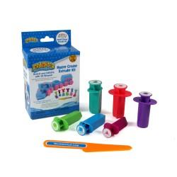 Kit ultra mini moldes (6 unidades) para plastilina mágica Mad Mattr