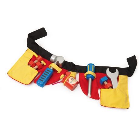 Cinturón de herramientas para bricolaje