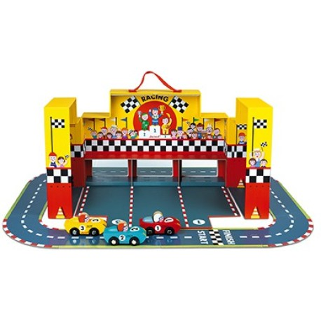 Circuito de coches Gran Premio de Fórmula 1