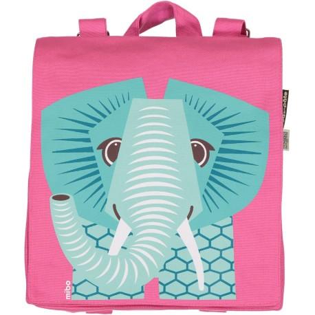 Mochila rosa Elefante