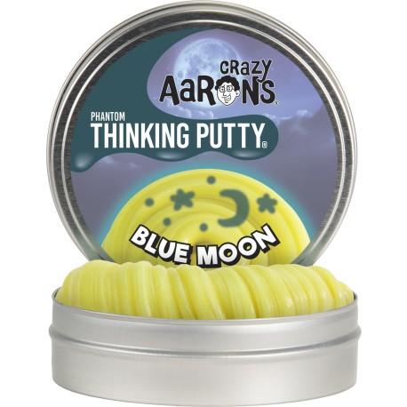 Lata de plastilina de 10 cm - Phantoms - Blue Moon