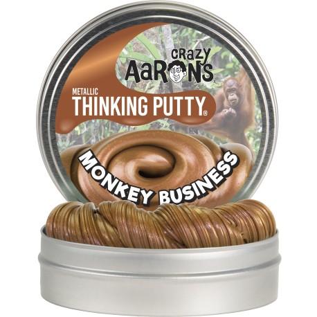 Lata de plastilina de 10 cm - Specials - Monkey Business