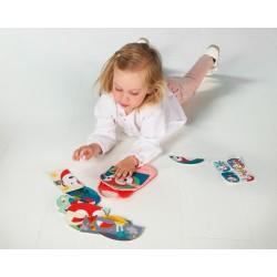 Alice Puzle de las estaciones - su primer puzle