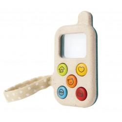 Mi primer teléfono de madera