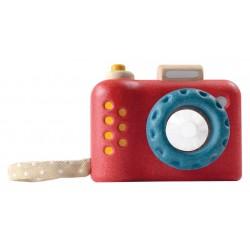 Mi primera cámara de fotos de madera