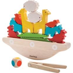 Barco de equilibrio