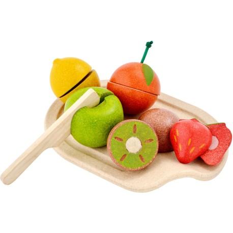 Tabla para cortar frutas