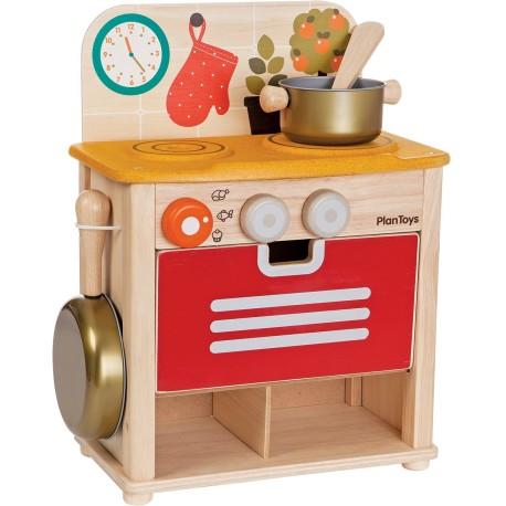 Cocinita de madera