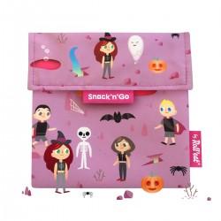 Porta snacks Snack'n'Go Kids Fantasy (lila)
