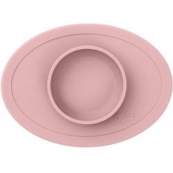 Vajilla infantil de silicona Tiny Bowl rosa palo