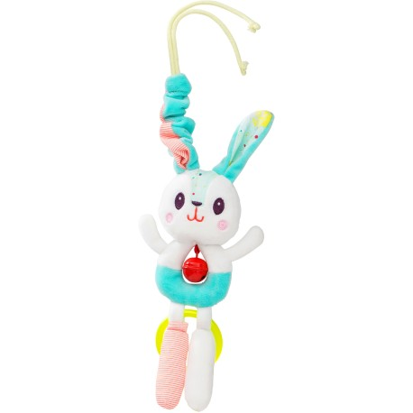 Sonajero y campana de conejito (Little rabbit bell rattle)