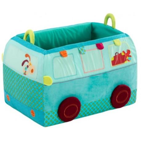 Bus guarda juguetes Jef