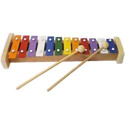 Xilófono de 12 notas